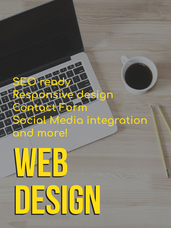 Web Design_Services_Say Hello To My Little Brand